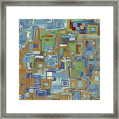 Inboxed - S04c02 Framed Print by Variance Collections