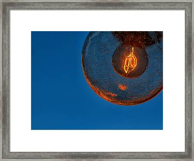 Incandescent  Framed Print by Rob Amend