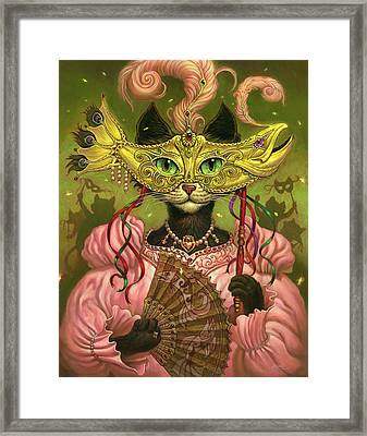 Incatneato Framed Print by Jeff Haynie