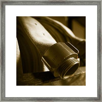 Inch And Three Quarter Framed Print