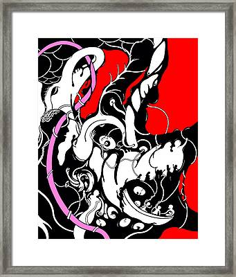 Incubus Framed Print by Craig Tilley