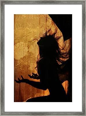 Incubus Framed Print
