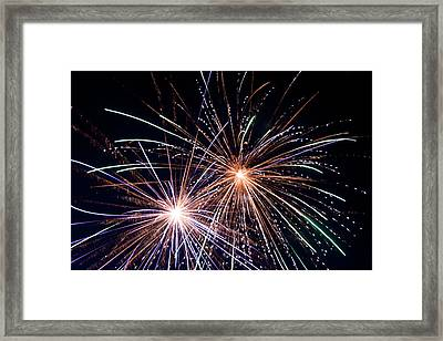 Framed Print featuring the photograph Independence by Courtney Webster