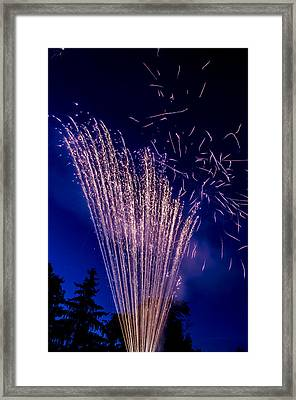 Independence Day 2014 17 Framed Print by Alan Marlowe