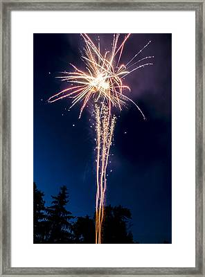Independence Day 2014 7 Framed Print by Alan Marlowe