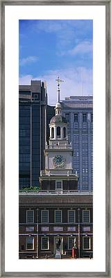 Independence Hall Pa Framed Print by Panoramic Images