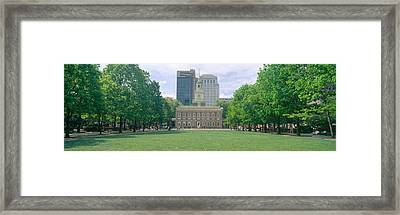 Independence Hall, Philadelphia Framed Print by Panoramic Images
