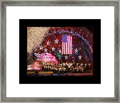 Independence Framed Print by Kristopher Ventresco