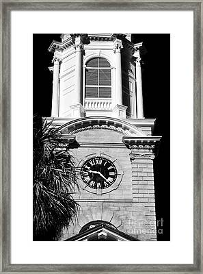Independent Scottish Presbyterian Church Framed Print by John Rizzuto