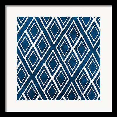 Pattern Framed Prints