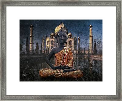 India Framed Print by Joachim G Pinkawa
