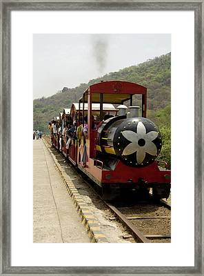 India, Maharashtra, Mumbai (aka Bombay Framed Print by Cindy Miller Hopkins