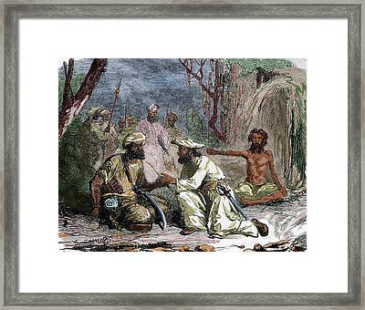 India Sepoy Rebellion (1857 Framed Print by Prisma Archivo