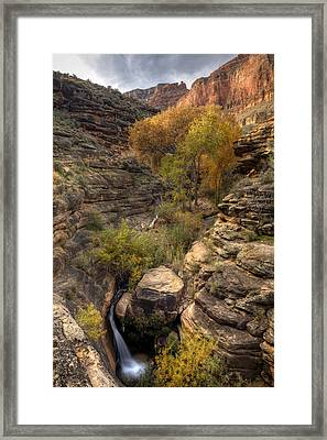 Indian Creek Framed Print by Kiril Kirkov