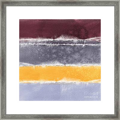 Indian Summer Framed Print by Linda Woods