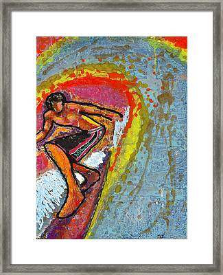 Indian Summer Framed Print by Mike Harder