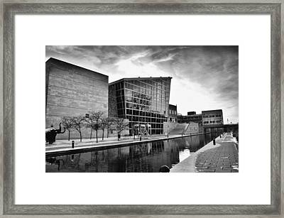 Indiana State Museum Framed Print