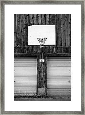 Indiana Tradition Framed Print by Thomas Fouch