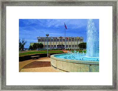 Indianapolis Motor Speedway Museum Framed Print