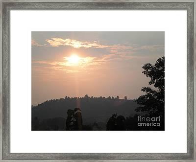 India's Nature Framed Print