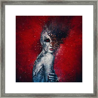 Indifference Framed Print by Mario Sanchez Nevado