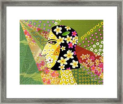 Indigenous Framed Print