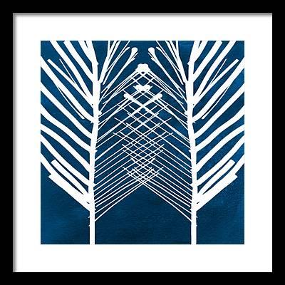 Tropical Framed Prints