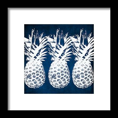 Tropical Framed Prints