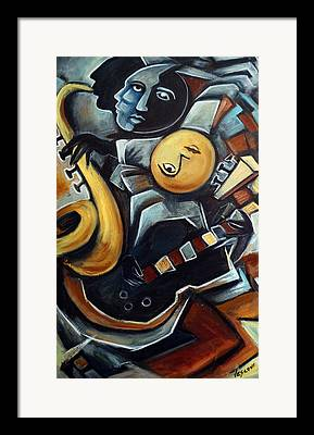 Cubism Framed Prints