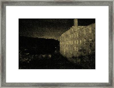 Industrial Age Framed Print