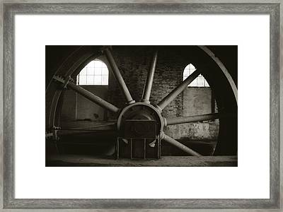 Framed Print featuring the photograph Funicular System by Amarildo Correa