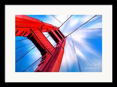 Strong America Photographs Framed Prints
