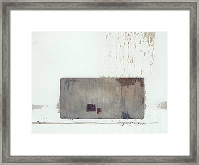 Industrial Park Framed Print