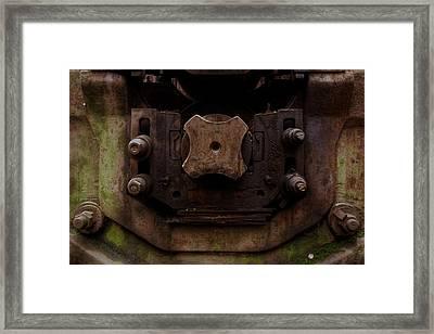 Industrial Revolution #1 Framed Print by Ann Sophie Fritsch