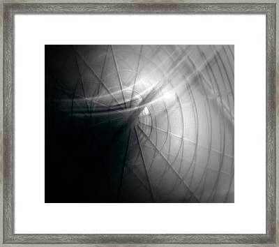 Industrial Revolution Framed Print by Tara Miller