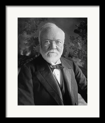 Carnegie Framed Prints