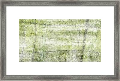 Indwell Framed Print