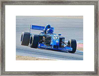 Indy At The S's Framed Print by Dave Koontz