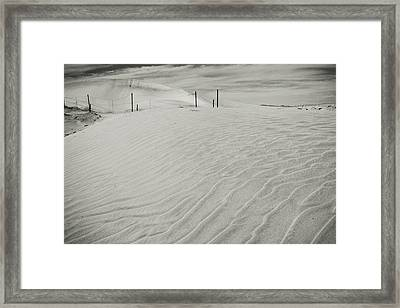 Inevitable Framed Print by Laurie Search