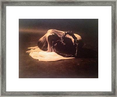 Infertility Framed Print by Vienne Rea