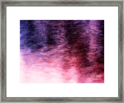 Infidelity Framed Print
