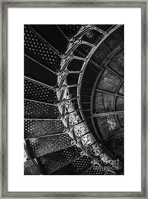 Infinite Framed Print by Amanda Sinco