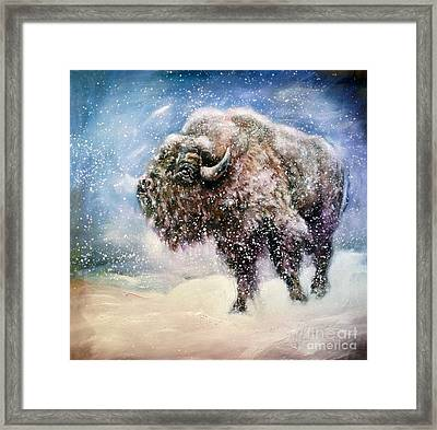 Infinite Endurance Framed Print