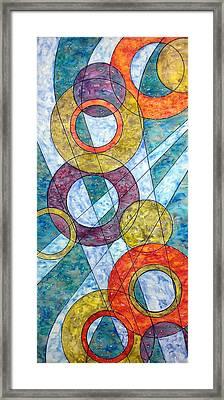 Infinite Loop Framed Print