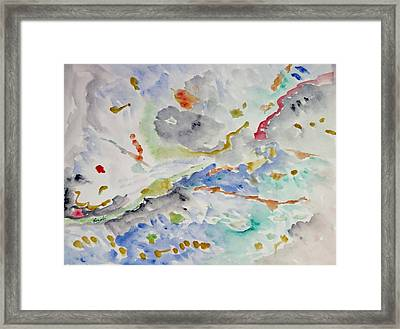 Infinite Possibliities Framed Print by Sonali Gangane