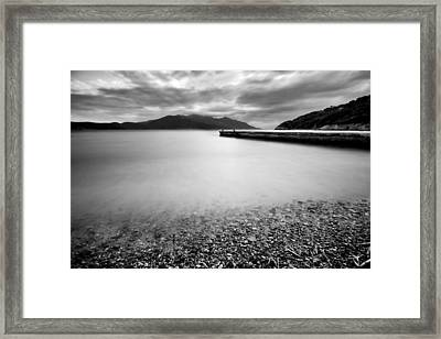 Infinite To And From Framed Print by Tommaso Di Donato