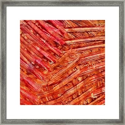 Framed Print featuring the mixed media Infinite Ways by Sami Tiainen