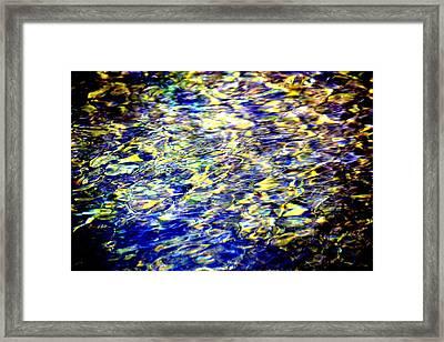 Infinity Framed Print by Deena Stoddard