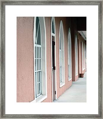 Infinity I Framed Print by Sandy Poore