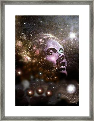 Infinity Framed Print by James McAdams